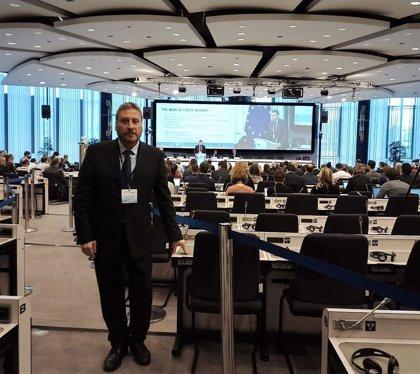 Soro destaca en Bruselas la relevancia del compromiso europeo para recuperar las antiguas conexiones transfronterizas