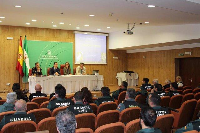Jornadas de formación para los miembros de los Cuerpos de Seguridad que actúan como delegados de autoridad en los festejos taurinos.