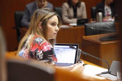 """Maru Díaz destaca """"el compromiso con la UZ"""" y la """"optimización de la digitalización"""" en los Presupuestos de 2020"""