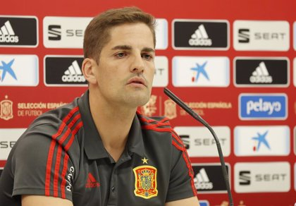 "Robert Moreno: ""Hemos hecho mucho hincapié estos días en atacar a equipos replegados"""