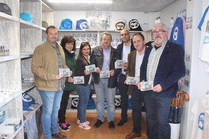 Correos emite 3.000 tarjetas prefranqueadas para mostrar la Geoda de Pulpí en Almería