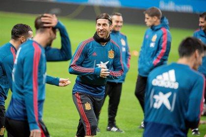 """Sergio Ramos: """"No es el momento idóneo para que la selección juegue en Barcelona"""""""