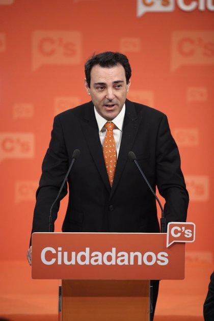Un exrival de Rivera en las primarias pedirá a Arrimadas una refundación de Cs en nombre de afiliados críticos