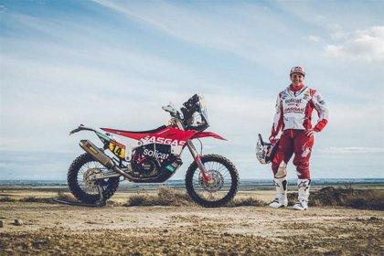 Laia Sanz disputará el Dakar con GasGas
