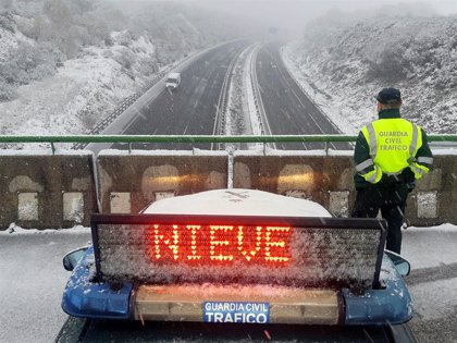 Más de 700 incidencias registradas en Galicia a causa del temporal