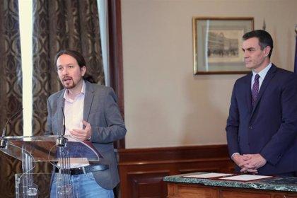 """Iglesias admite que tendrá que """"ceder"""" en un gobierno con el PSOE: """"Encontraremos muchos límites y contradicciones"""""""