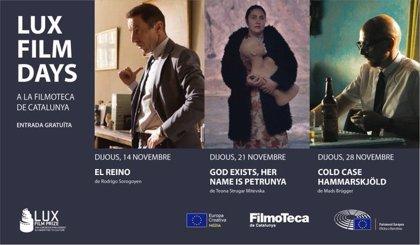La Oficina del Parlamento Europeo en Barcelona abre las Jornadas LUX de Cine en la ciudad