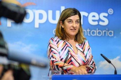 Buruaga destaca que el PP logró el objetivo de recuperar el liderazgo en Cantabria el 10N