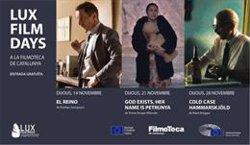 L'Oficina del Parlament Europeu a Barcelona obre les Jornades LUX de Cinema a la ciutat (@EUROPARL_CAT)