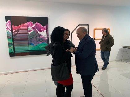 La Diputación de Cáceres adquiere siete obras seleccionadas en el XXII Premio de Artes Plásticas El Brocense