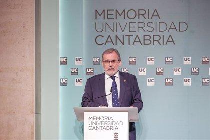 """El rector de la UC reclama el """"apoyo de todos"""" para no perder """"el tren del futuro"""""""