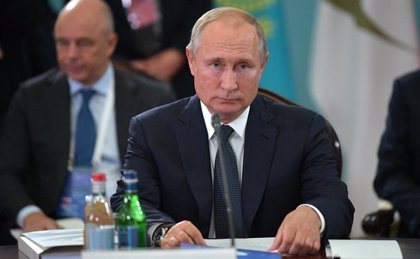 Putin descarta reunirse con Zelenski antes de la próxima cumbre del Cuarteto de Normandía sobre Ucrania