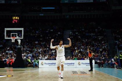 El Real Madrid echa el freno al Barça de Euroliga