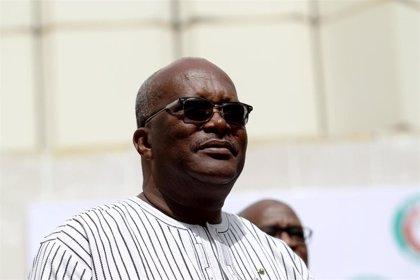 Suspendido tres meses un partido opositor de Burkina Faso por pedir la dimisión del presidente y el Gobierno