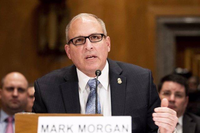 El director del Servicio de Inmigración y Control de Aduanas de Estados Unidos, Mark Morgan