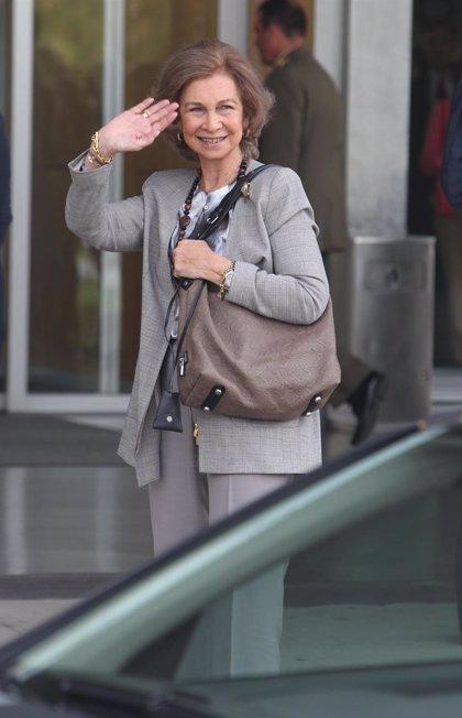 La Reina Doña Sofía inaugura este viernes el VIII Congreso Nacional de Alzheimer en Huesca