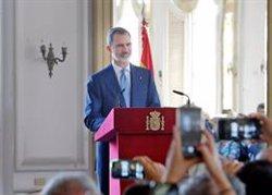 El rei Felip VI es reuneix amb Raúl Castro a l'Havana (Pool)