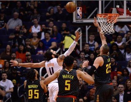 Los Suns vuelven a ganar y Juancho Hernangómez a tener minutos con Denver