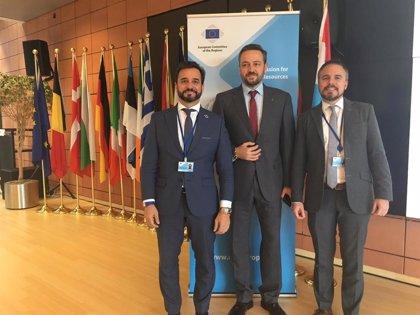 La sede del hub turístico Andalucía Lab recibirá a miembros de la Comisión de Recursos Naturales de la UE