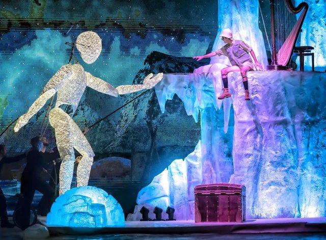 Circo de Hielo 2 trae la magia del circo y el patinaje a Madrid esta Navidad