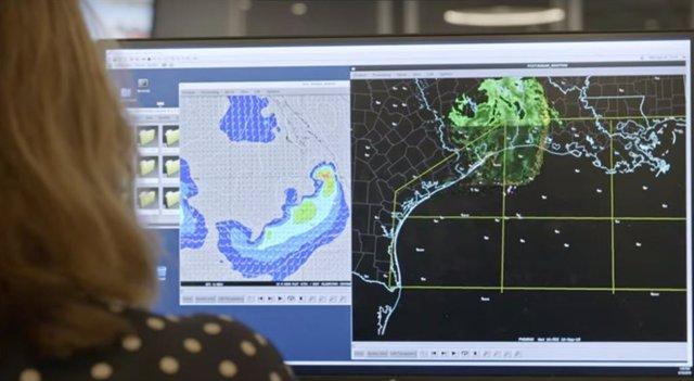 Recurso sistema de predicción de tiempo de The Weather Company
