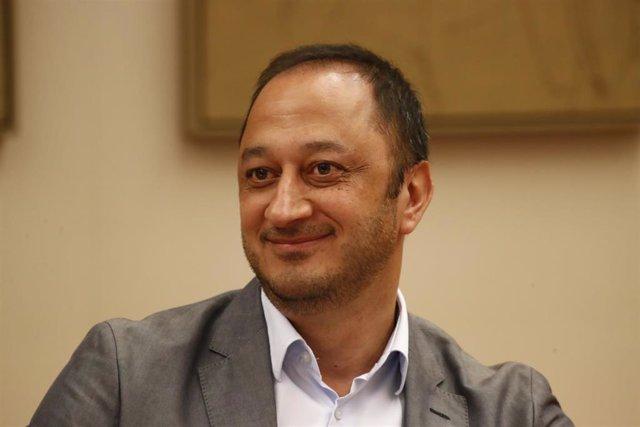 Alfonso Rodríguez Gómez de Celis, en una foto de archivo