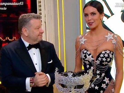 Cristina Pedroche y Chicote darán, por cuarto año consecutivo, las campanadas en Antena 3