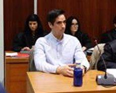 Rodrigo Lanza, declarat culpable d'un delicte de lesions amb imprudència i resultat de mort (Fabián Simón - Europa Press)