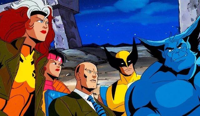La serie de animación de los X-Men