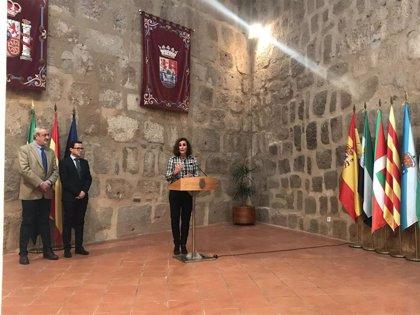 La Junta y las diputaciones de Badajoz y Cáceres firman un acuerdo para mejorar la depuración de aguas en 209 municipios