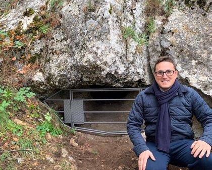 Cerramiento de la cueva de El Morrón en Torres para proteger el arte prehistórico más antiguo de la provincia de Jaén