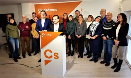 """Baena (Cs La Rioja): """"Inés Arrimadas sería una líder estupenda pero el partido tiene más gente altamente cualificada"""""""