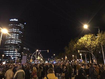 """Los CDR convoca el sábado un """"bloqueo total"""" en 9 estaciones de tren en Barcelona"""