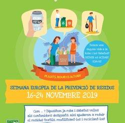 Caprabo participa en la Setmana Europea de Prevenció de Residus (CAPRABO)