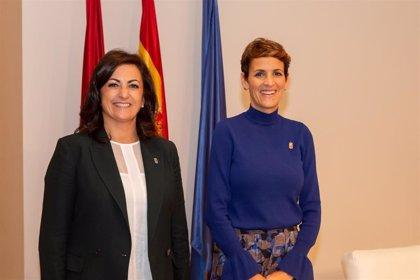 Navarra y La Rioja acuerdan actualizar e impulsar el protocolo de colaboración que firmaron hace una década