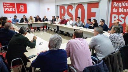 Alcaldes socialistas vuelven a exigir al Gobierno regional que ponga en marcha una ley de financiación local