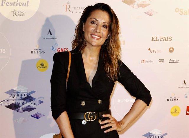 Nagore Robles, en una foto de archivo de Europa Press