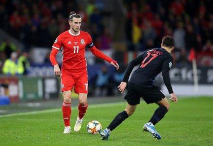 """Bale: """"Me emociona un poco más jugar con Gales que con el Real Madrid"""""""