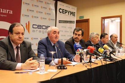 """Empresarios aragoneses reivindican la TCP: """"No es justo que se penalice a las comunidades que somos leales con España"""""""