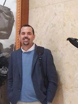 El nuevo gerente del IPBS, Javier Quijada