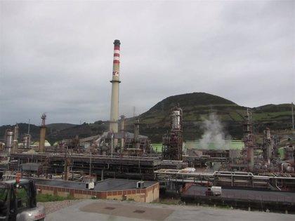 Petronor pone en marcha las unidades H4, G4 y SR4 de su planta de Muskiz una vez acabadas las tareas de mantenimiento