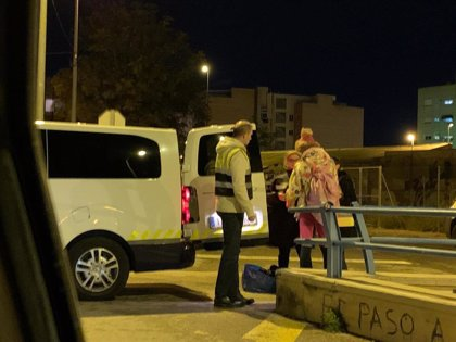 El SEMAS atiende a 12 personas en la primera noche de la 'Operación Frío'