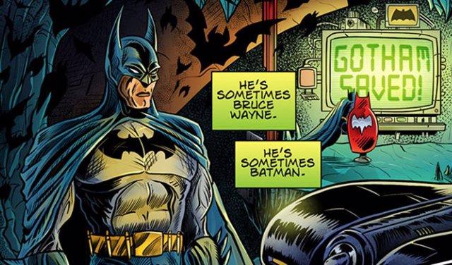 Cómic de Batman