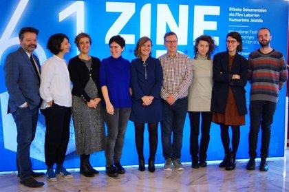 """El cortometraje """"Entire days together"""", de la directora alemana Luise Donschen, obtiene el Gran Premio de Zinebi 61"""