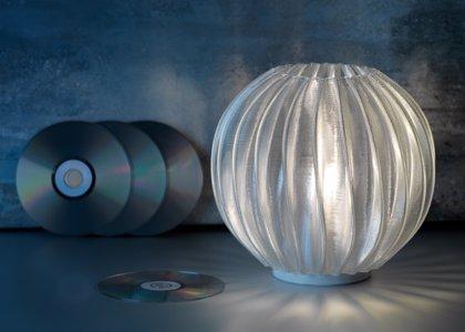Portaltic.-Signify lanza un servicio que permite personalizar una lámpara e imprimirla en 3D utilizando materiales reciclados