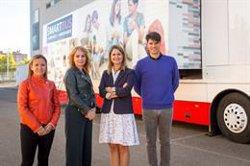 El Smartbus de Huawei recorre tretze col·legis d'Andalusia per fomentar l'educació i la responsabilitat digital (HUAWEI - Archivo)