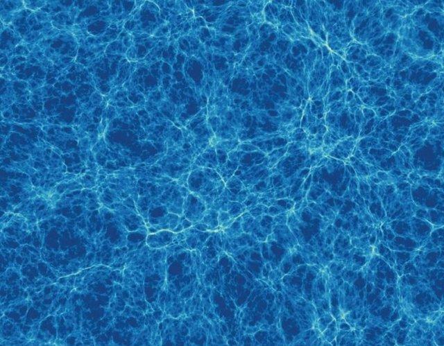 Las galaxias cambian la dirección de rotación cuando se hacen grandes