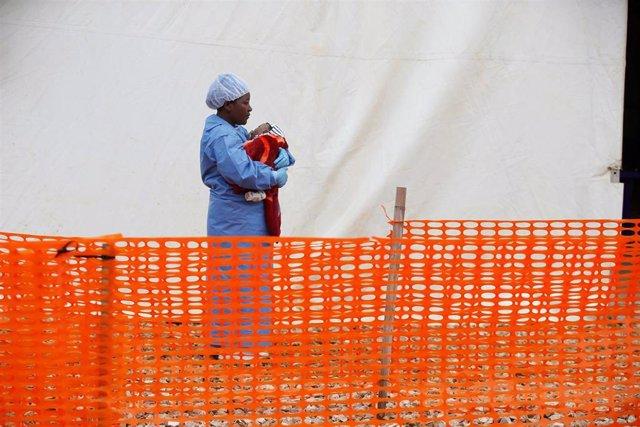 Superviviente del ébola en Butembo