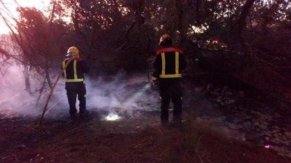 Un total de 103 hectáreas, quemadas en incendios forestales en Baleares hasta noviembre