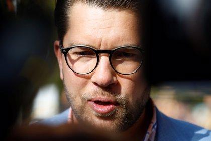El partido antiinmigración Demócratas Suecos se sitúa como primera fuerza política en las encuestas